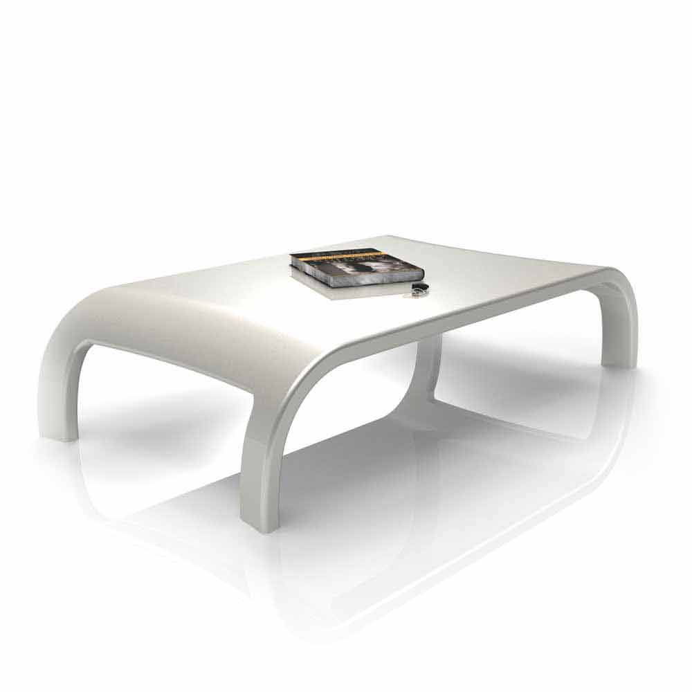Table basse design moderne downhill made in italy par zad - Table basse ouvrable ...