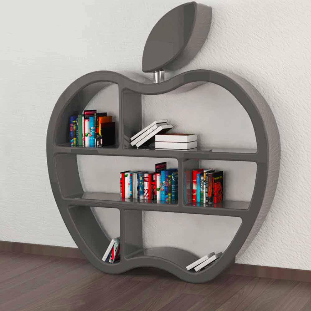 Bibliothèque moderne, origianale fabriquée en Italie