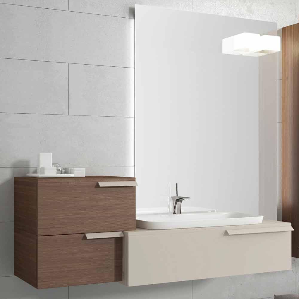 Composition de conception de meubles de salle de bain for Viadurini bagno