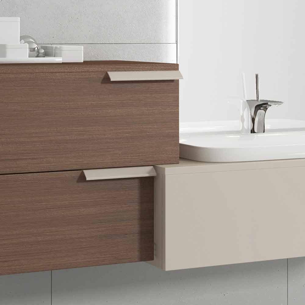 Composition de conception de meubles de salle de bain for Conception meubles