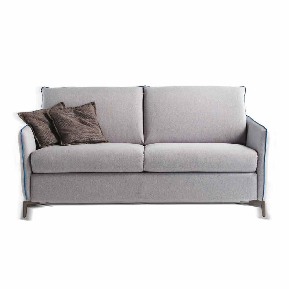 canap 3 places maxi design moderne cocuir tissu erica. Black Bedroom Furniture Sets. Home Design Ideas