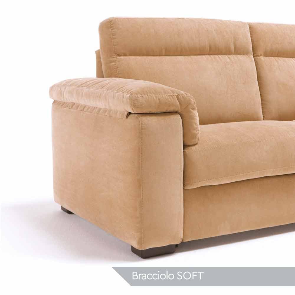 canap deux places en tissu ou cocuir lilia produit en italie. Black Bedroom Furniture Sets. Home Design Ideas