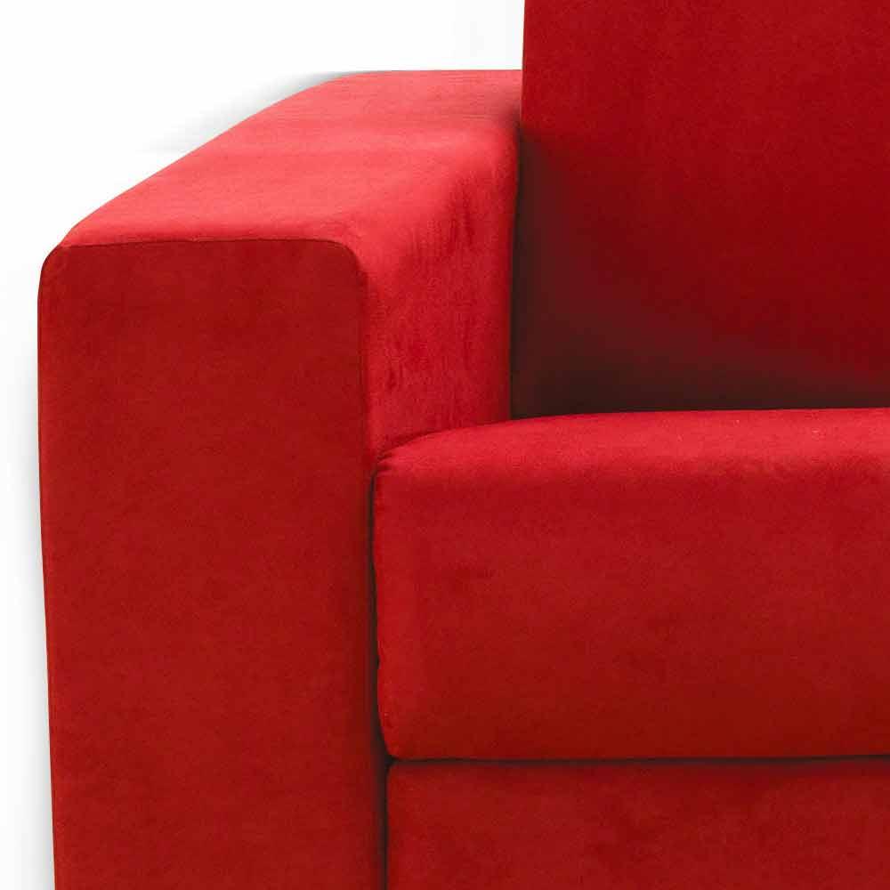 Canap design moderne 3 places cocuir tissu produit en - Canape italien en tissu ...