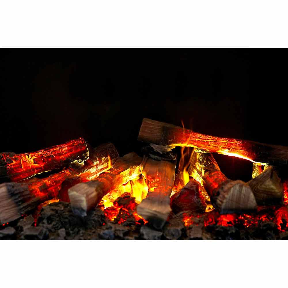 Chemin 233 E 233 Lectrique Encastrable Newport Effet Flamme Et