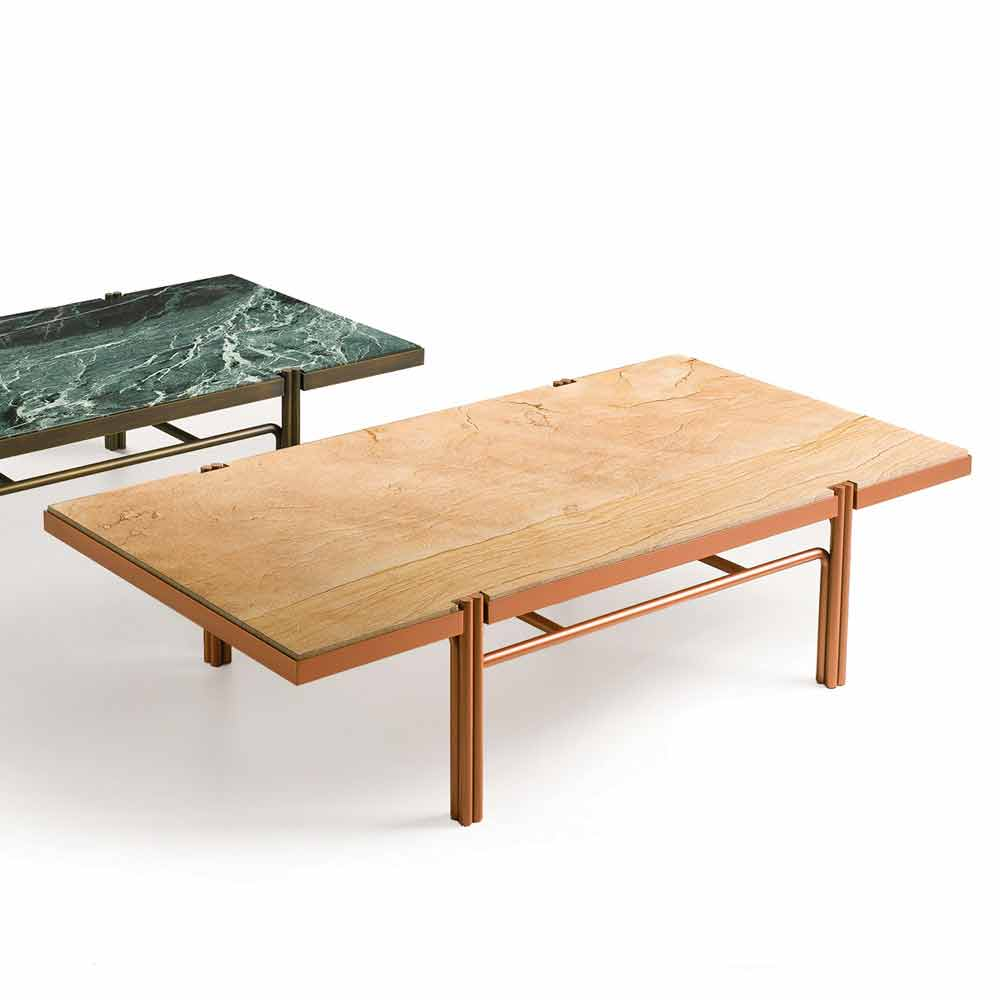 Fratelli boffi mathilde table basse design de salon - Table basse luxe design ...
