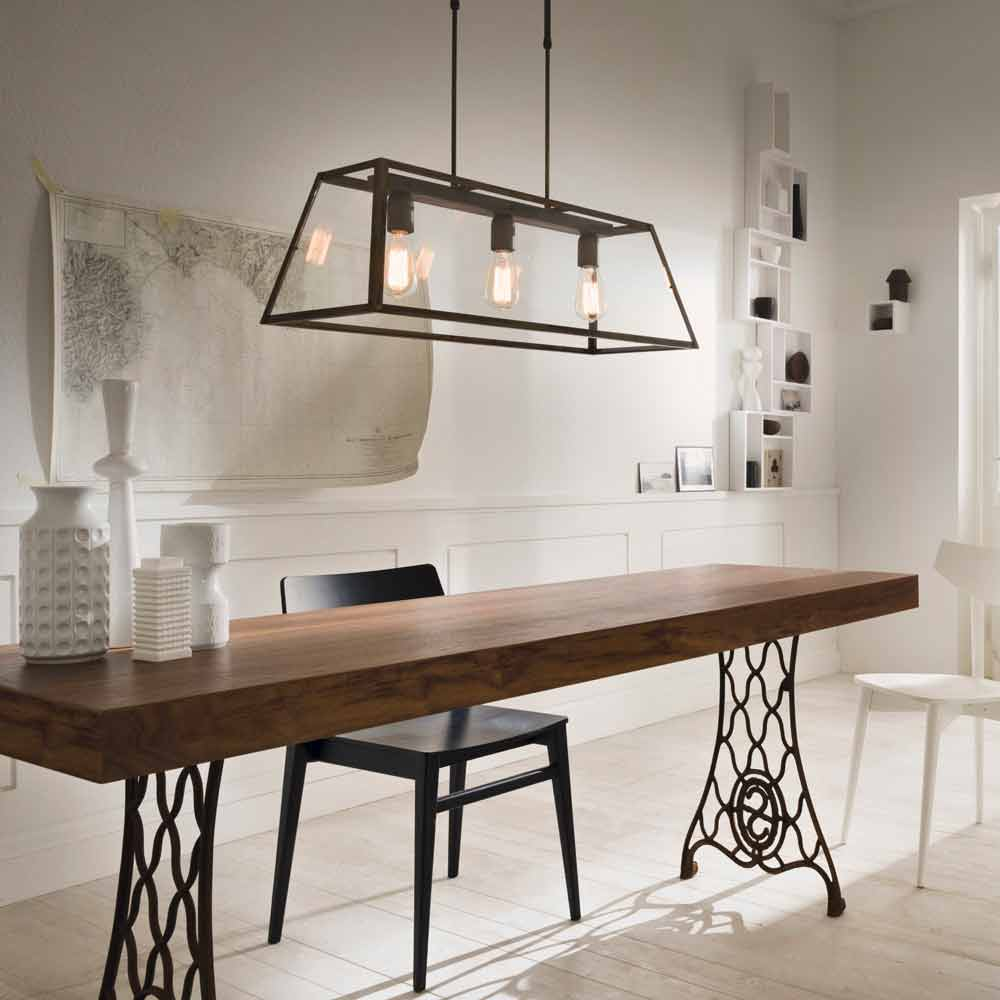 Suspension salle de bain design for Suspension industrielle pour cuisine