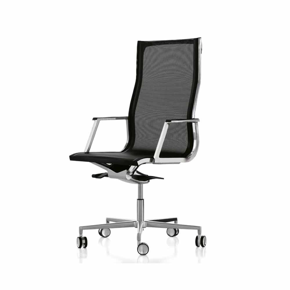 fauteuil de bureau ergonomique haut de gamme nulite par. Black Bedroom Furniture Sets. Home Design Ideas