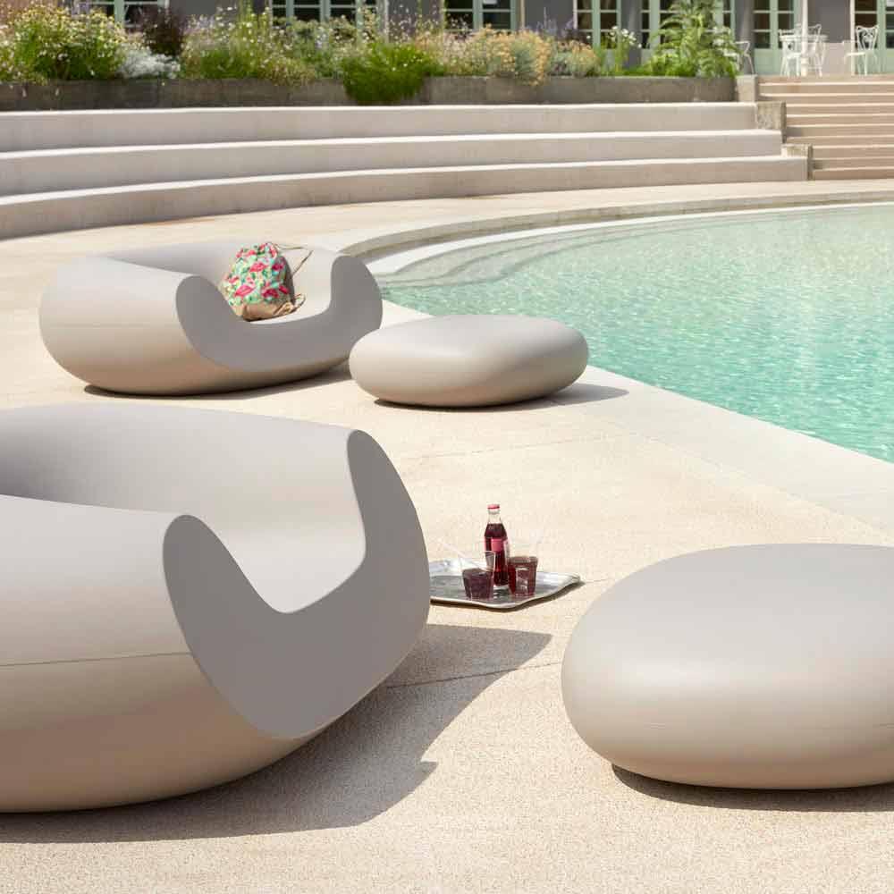 en de Slide Fauteuil coloré jardin Italie Chubbyfabriqué moderne SGpqUMzV