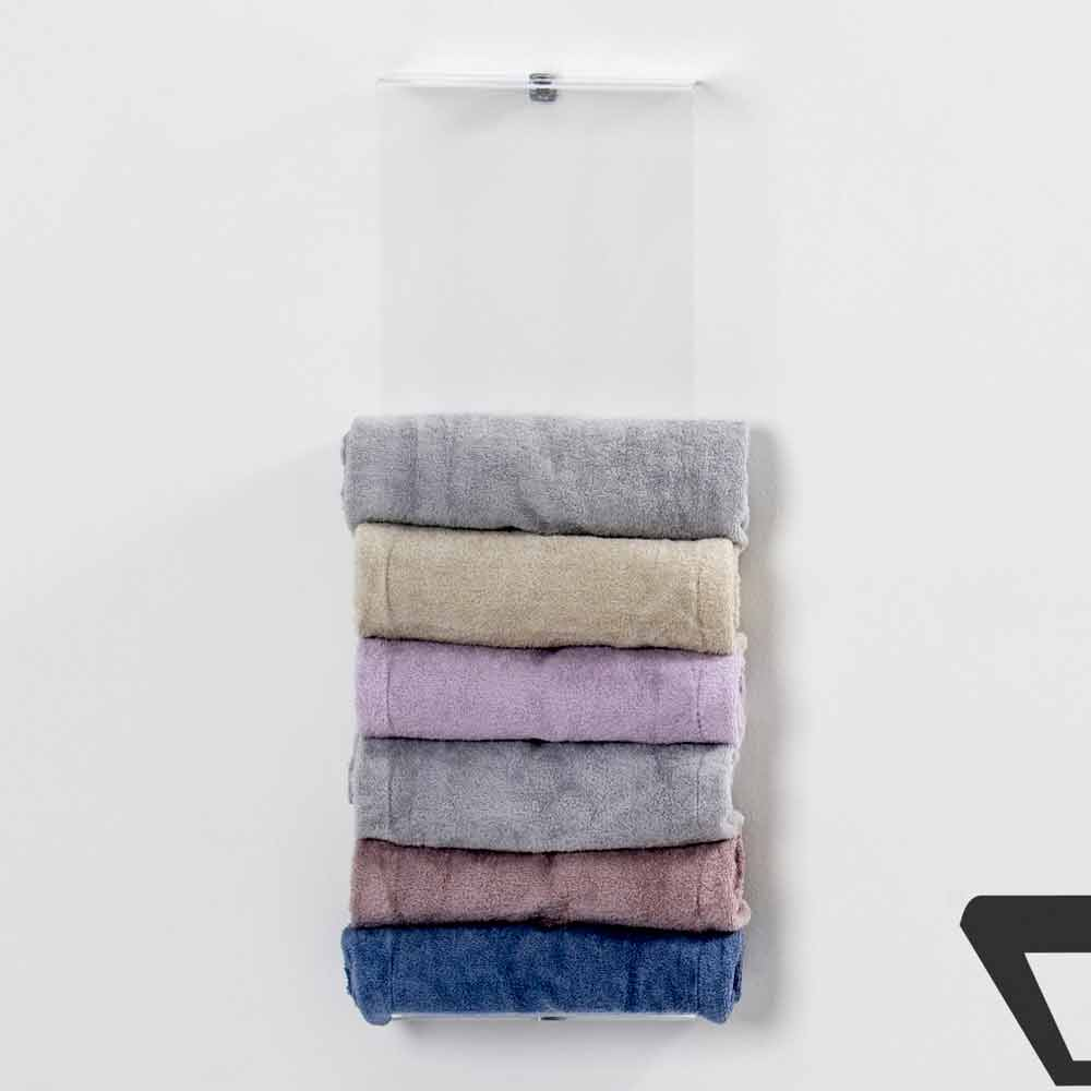 porte serviettes mural de design moderne max fait en. Black Bedroom Furniture Sets. Home Design Ideas