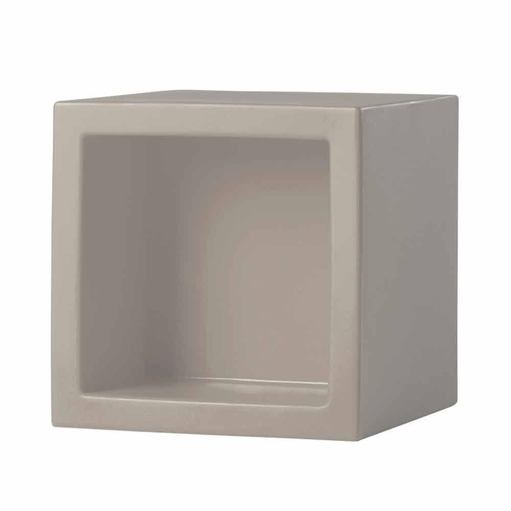 Cubefabriquée Open en Etagère design de forme Slide couleur moderne cube Italie de en IYb6g7fvy