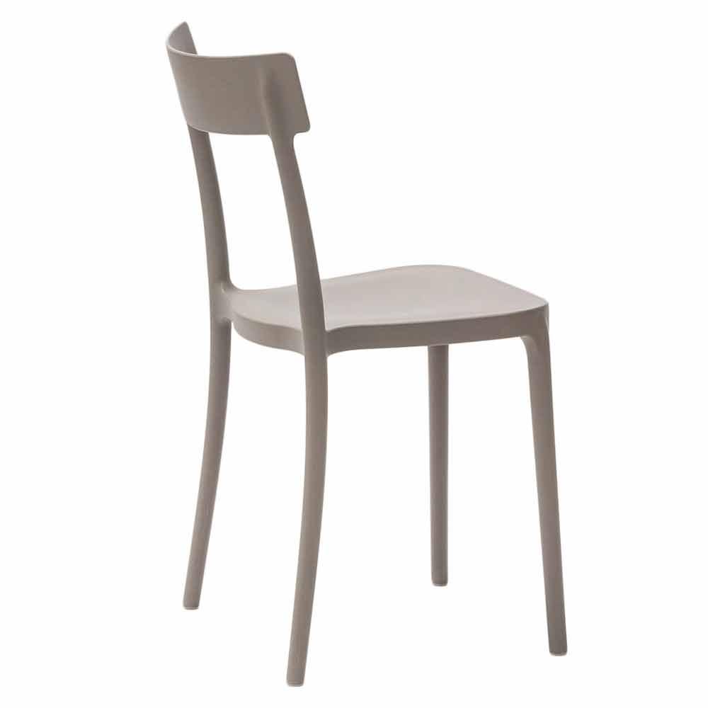 chaise de design classique monroe. Black Bedroom Furniture Sets. Home Design Ideas