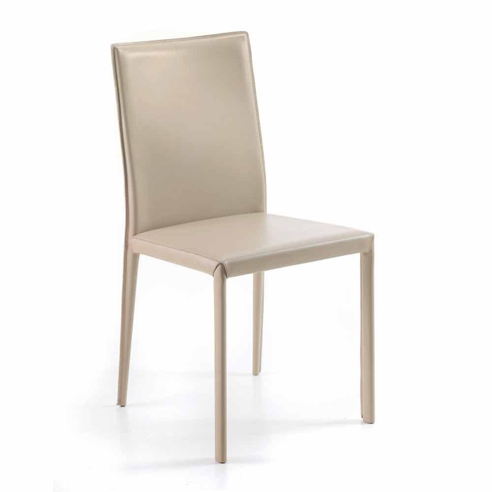chaise living de moderne design faite en italie carly. Black Bedroom Furniture Sets. Home Design Ideas