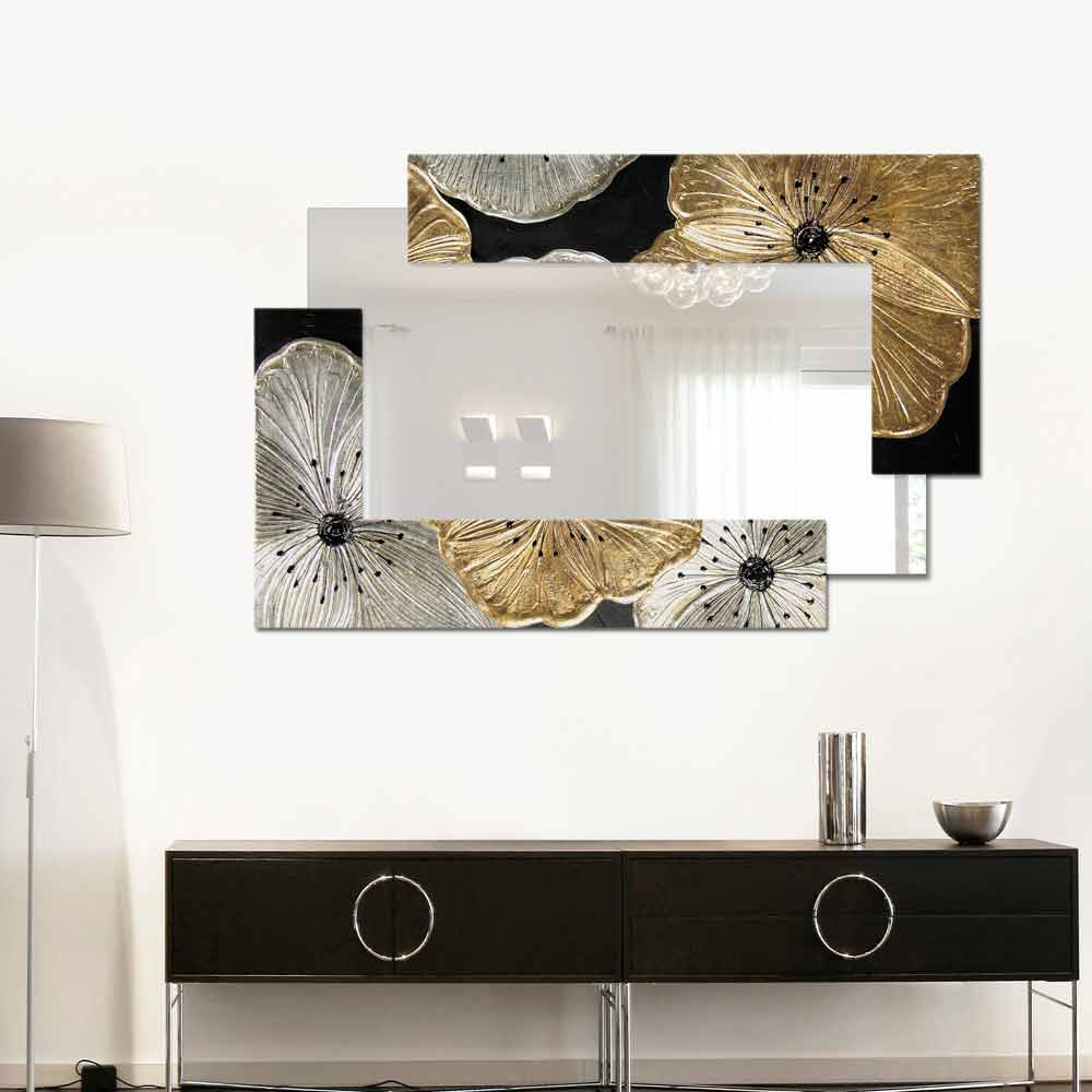 miroir mural decoratif maison design. Black Bedroom Furniture Sets. Home Design Ideas