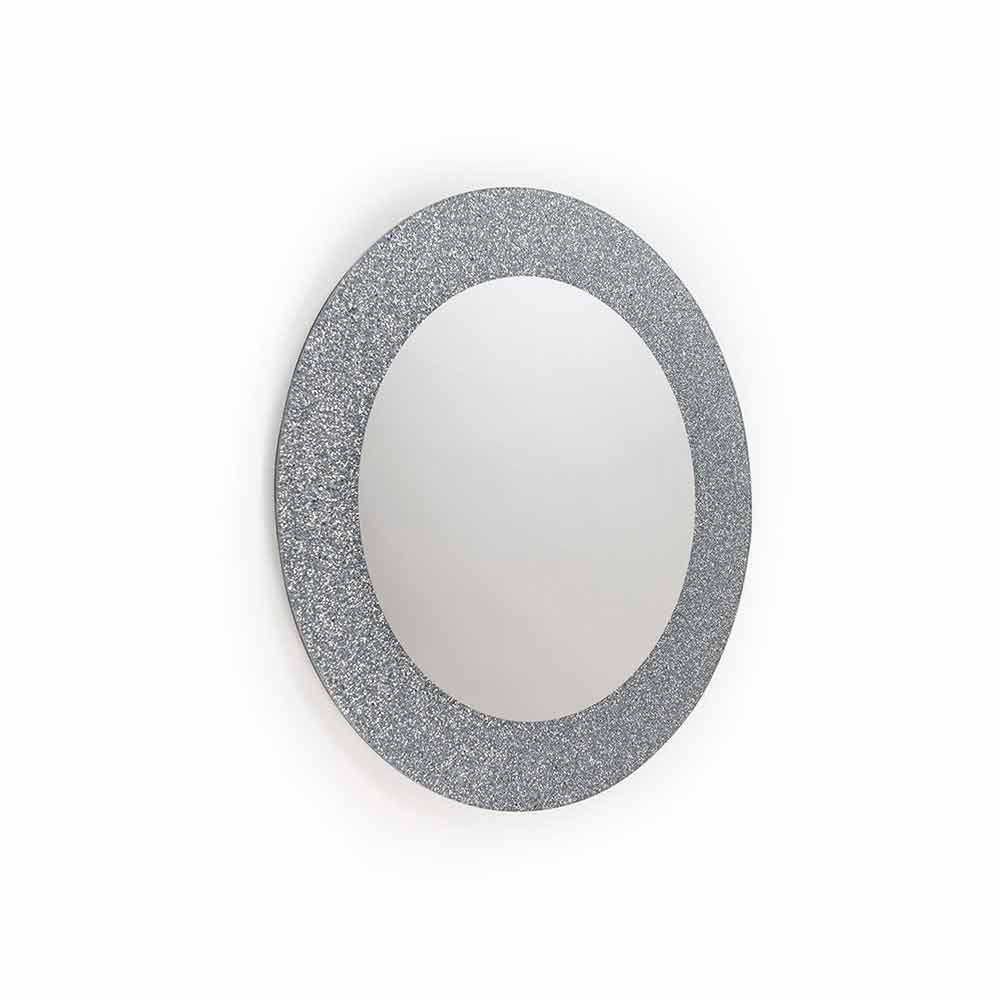 Miroir de design moderne auro for Miroir design moderne