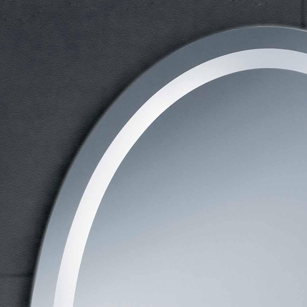 miroir design moderne avec clairage led pura. Black Bedroom Furniture Sets. Home Design Ideas