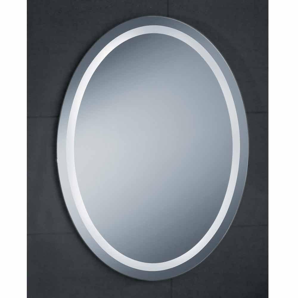 Miroir design moderne avec clairage led pura for Eclairage miroir led