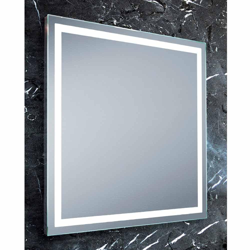 miroir de salle de bains design moderne avec clairage led paco. Black Bedroom Furniture Sets. Home Design Ideas