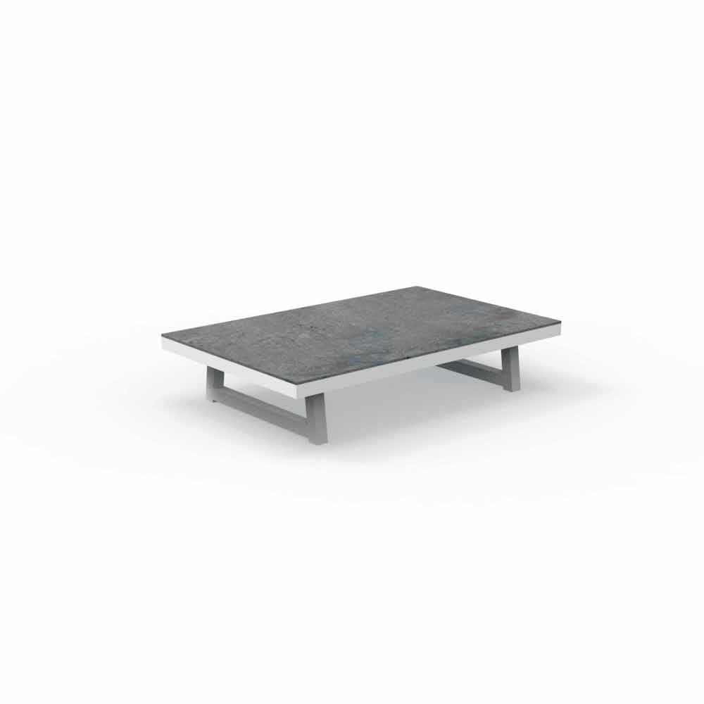Talenti Alabama table basse de jardin de design fait en Italie