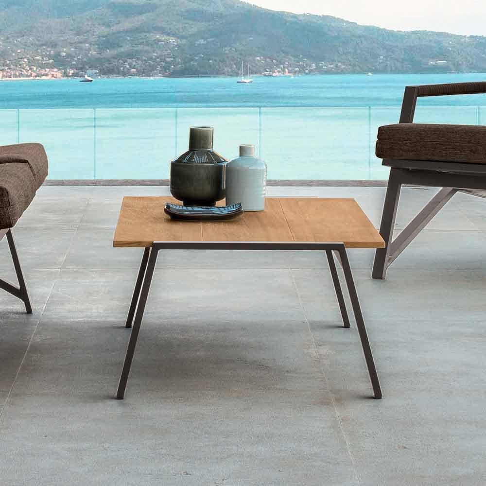Talenti Cottage position salon de jardin produite en Italie