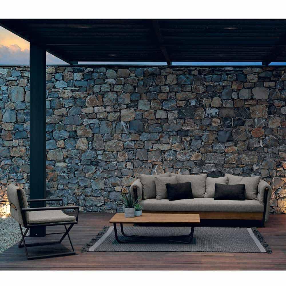 Talenti Domino position salon de jardin de design faite