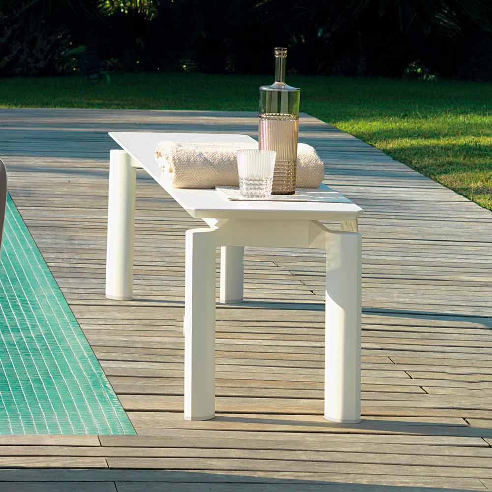 Talenti milo banc de jardin de design moderne produit en - Jardin d italie chateauroux ...