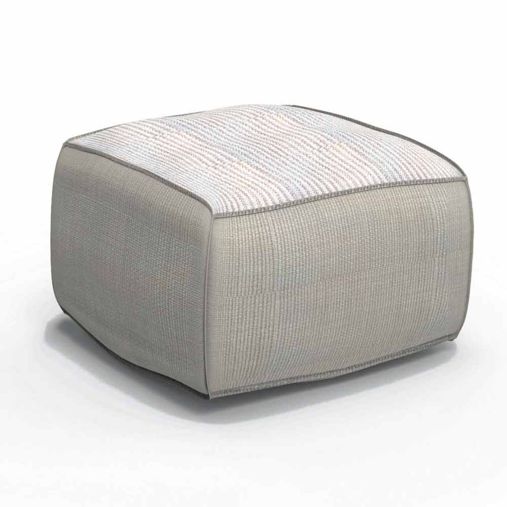 talenti sacco pouf de jardin bicouleur de design fait en italie. Black Bedroom Furniture Sets. Home Design Ideas