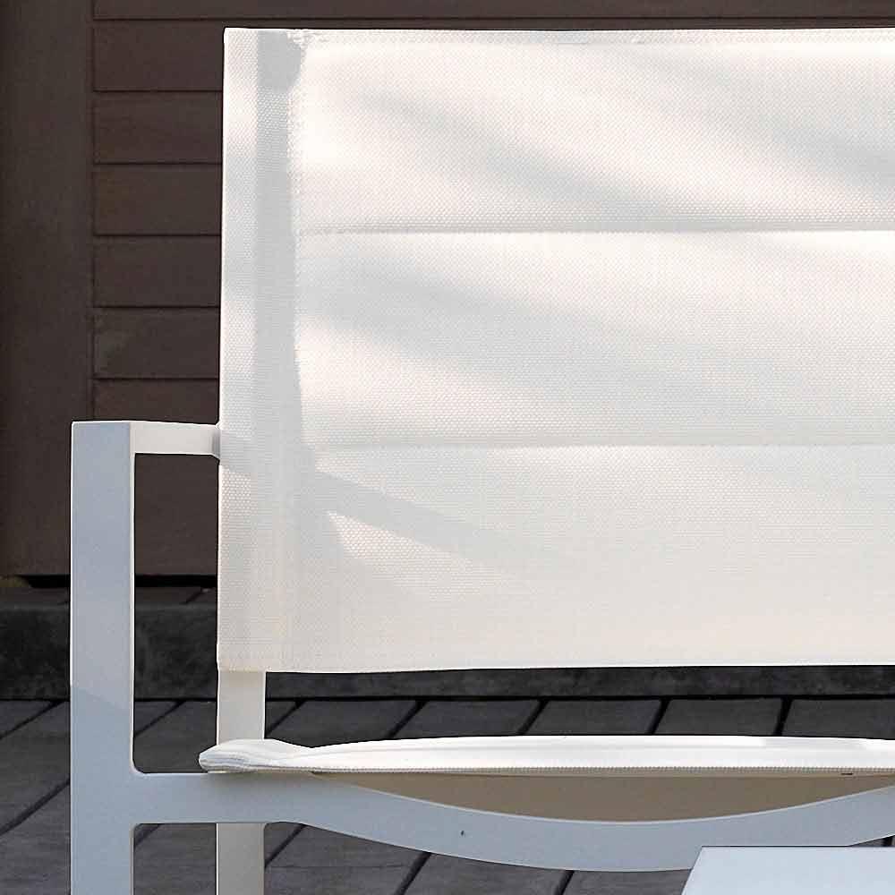Talenti Touch position salon d extérieur de design