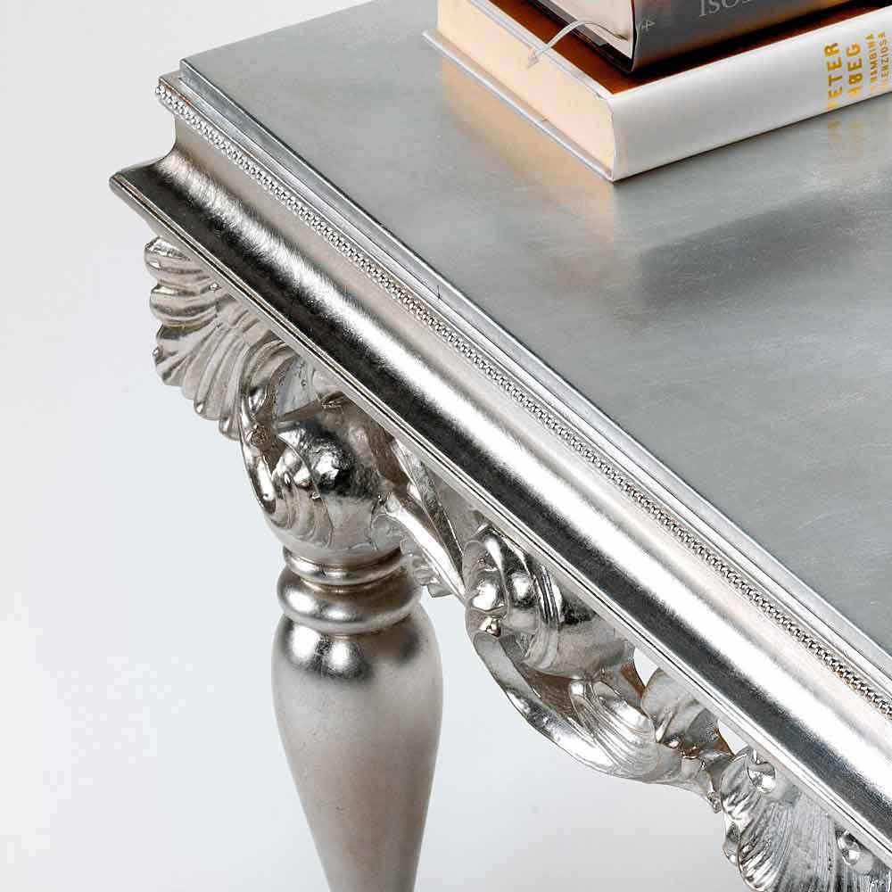 table basse de design classique en bois zorn