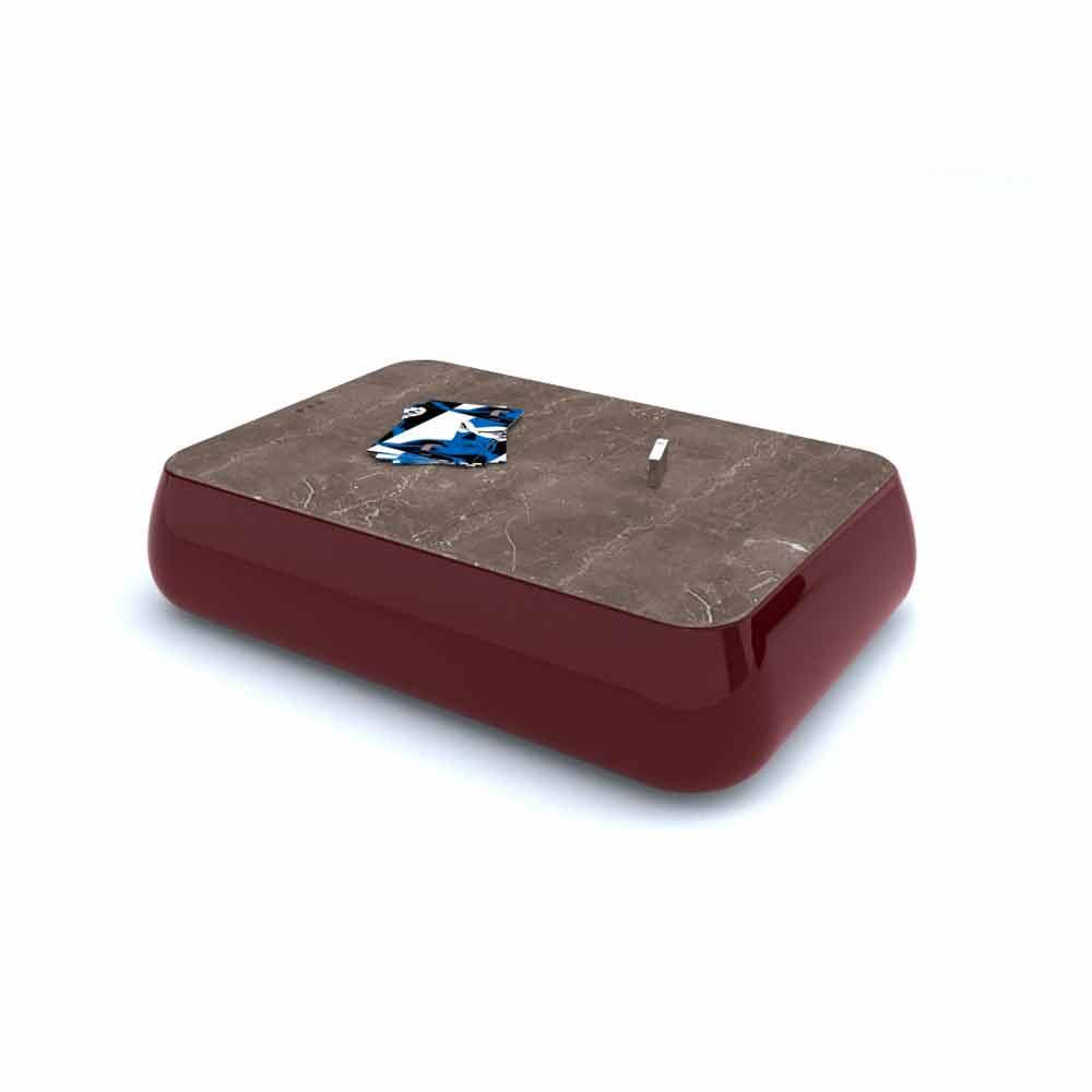 table basse de design moderne fabriqu en italie bomber. Black Bedroom Furniture Sets. Home Design Ideas