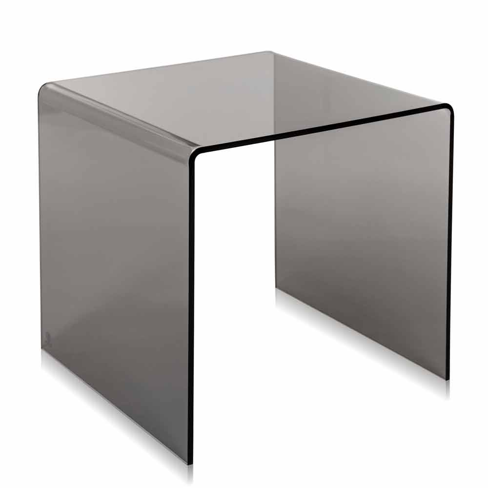 Table d 39 appoint fum moderne 50x50cm terry big faite en for Table d appoint moderne