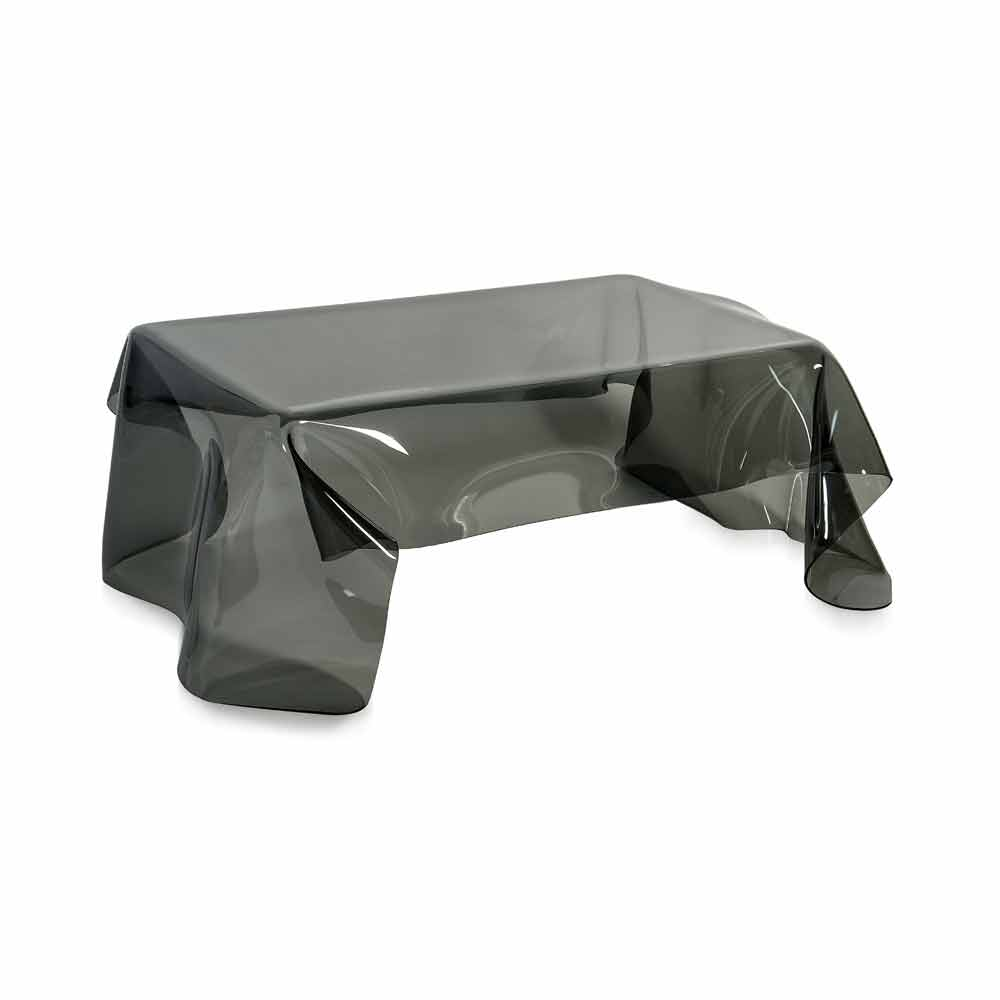 Table basse de design en plexiglas fum asia faite en italie tables basses modernes viadurini - Table basse en plexi ...