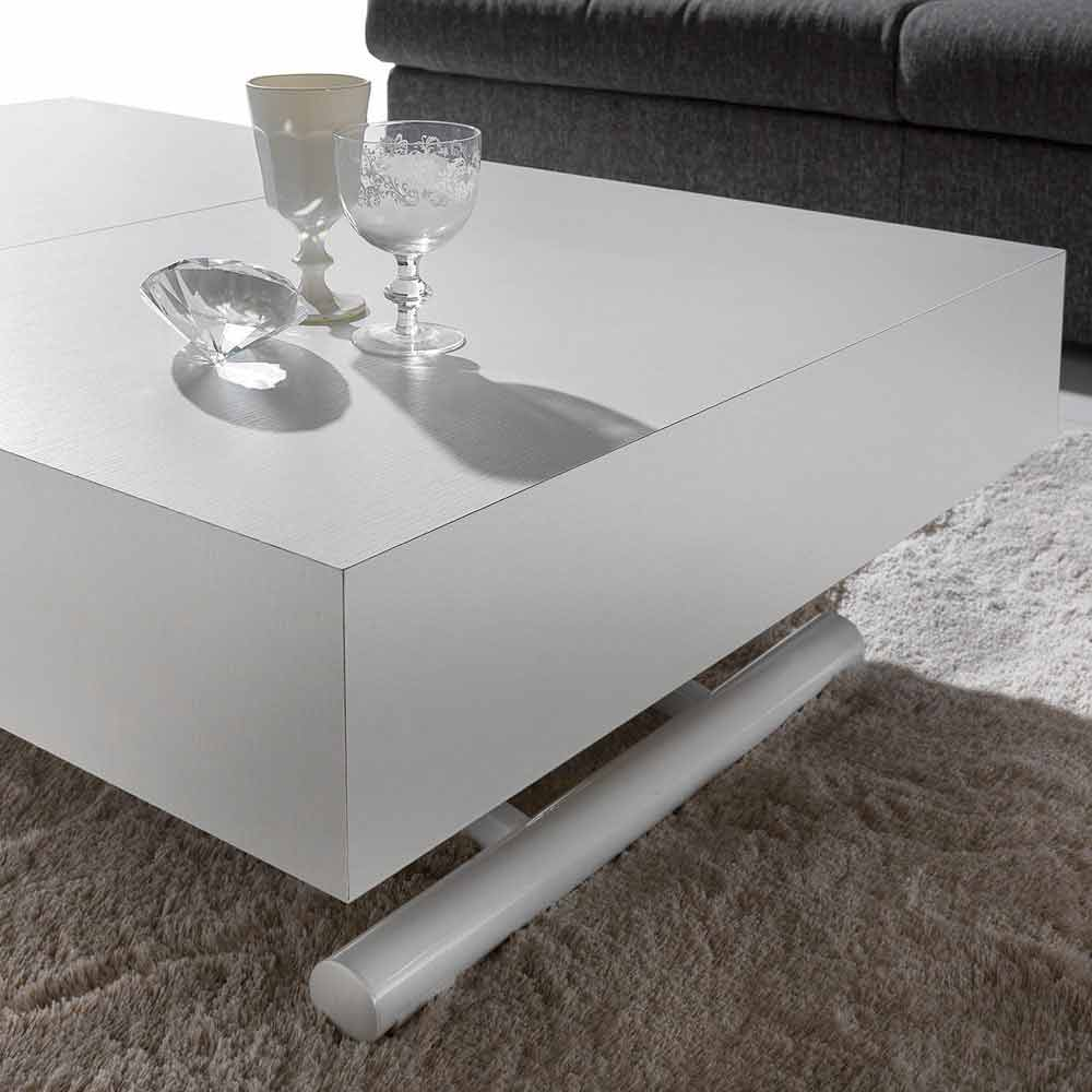 table extensible table basse qui devient table de salle manger gilmore. Black Bedroom Furniture Sets. Home Design Ideas