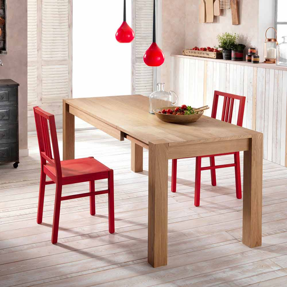 Stunning Tavoli Da Cucina In Legno Allungabili Images - Skilifts.us - skilifts.us