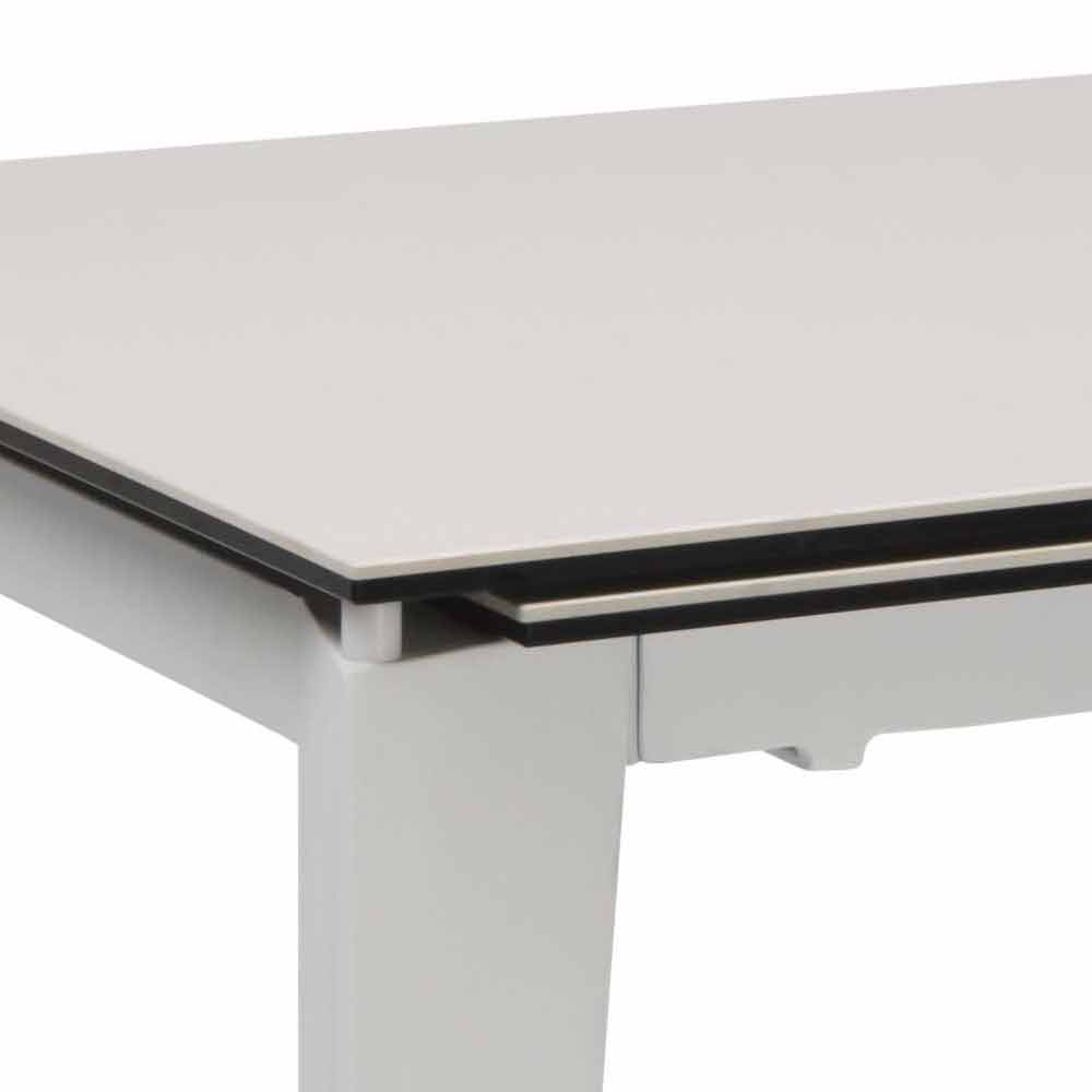 Table Manger À Céramique120170xp 80 Extensible Verre CmBino J3TlKcF15u