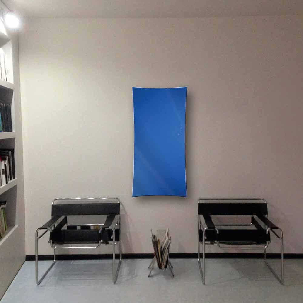 radiateur lectrique de design en verre tremp barry. Black Bedroom Furniture Sets. Home Design Ideas