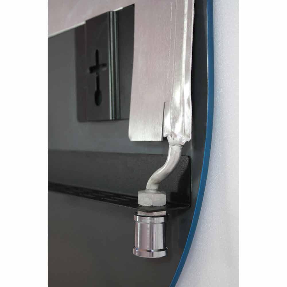 radiateur lectrique d coratif jonny en verre tremp et. Black Bedroom Furniture Sets. Home Design Ideas