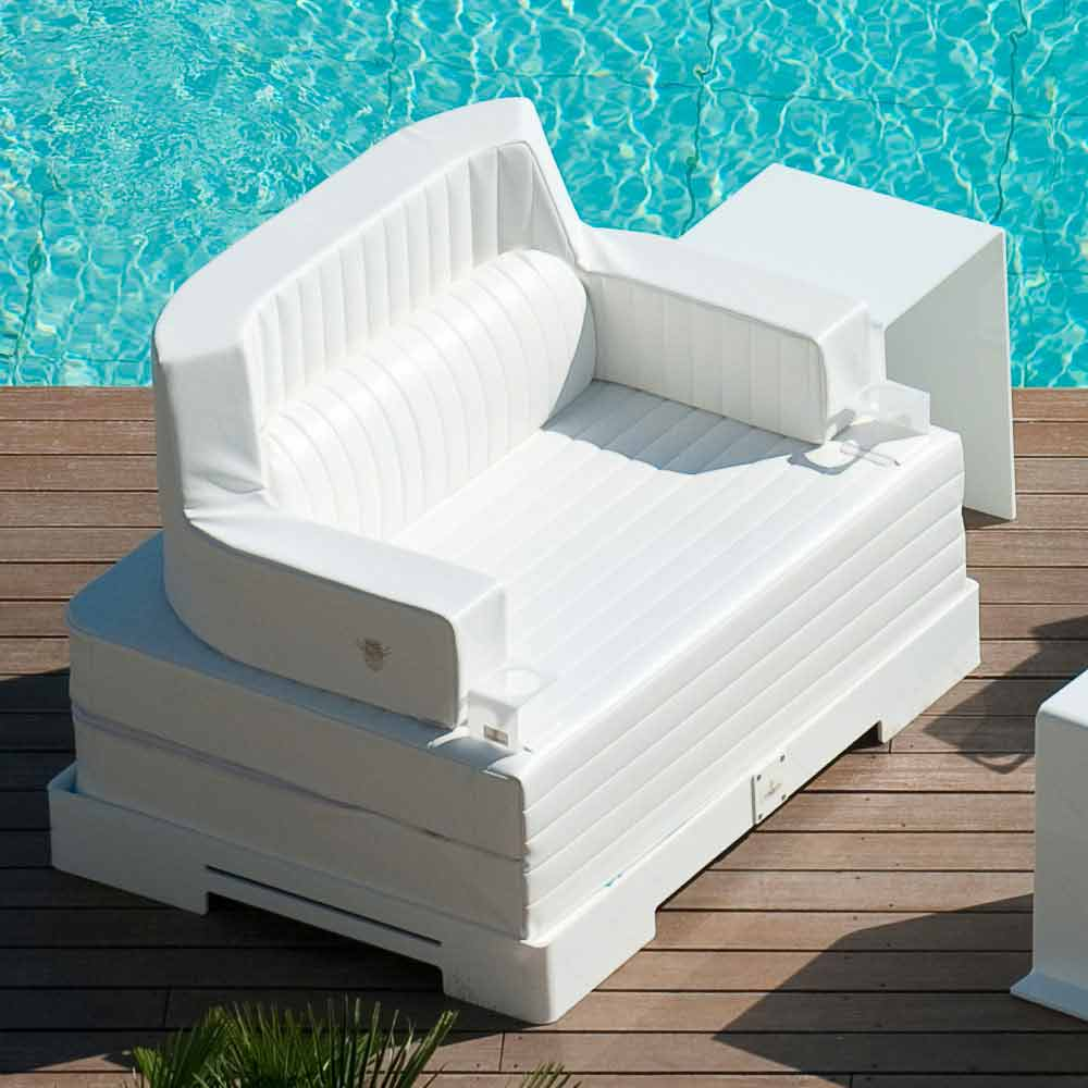 grand fauteuil flottant de piscine trona magnum luxury. Black Bedroom Furniture Sets. Home Design Ideas