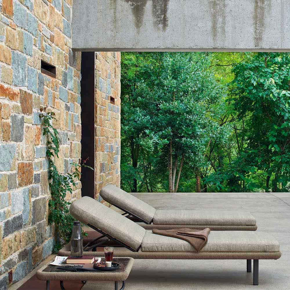 Varaschin Babylone Jardin Ou Lit Du0026#39;intérieur, Design Moderne
