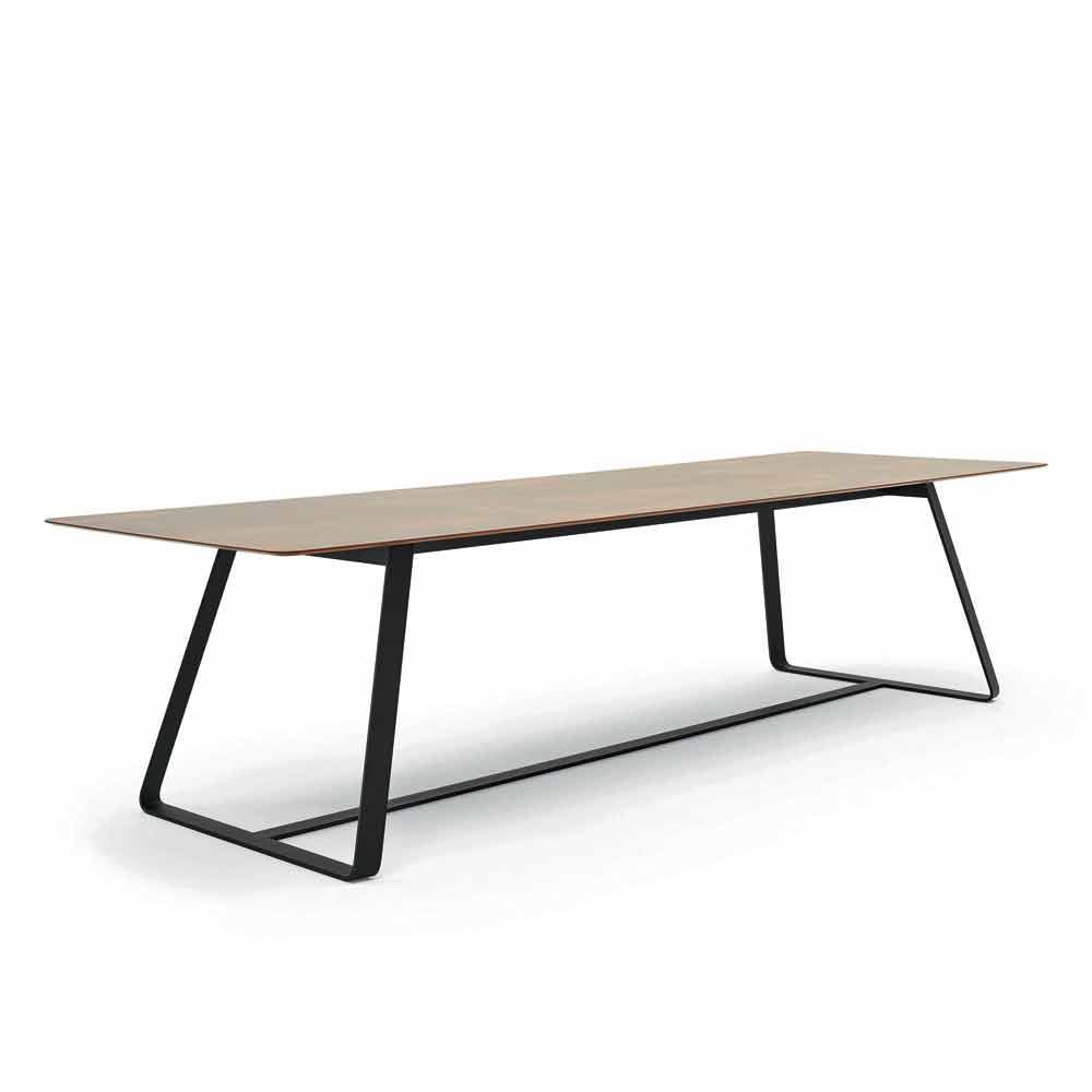 Varaschin kolonaki table manger d 39 ext rieur en plusieurs dimensions - Table a manger exterieur ...