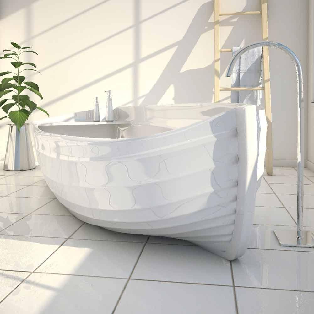 baignoire de design moderne ocean faite en italie
