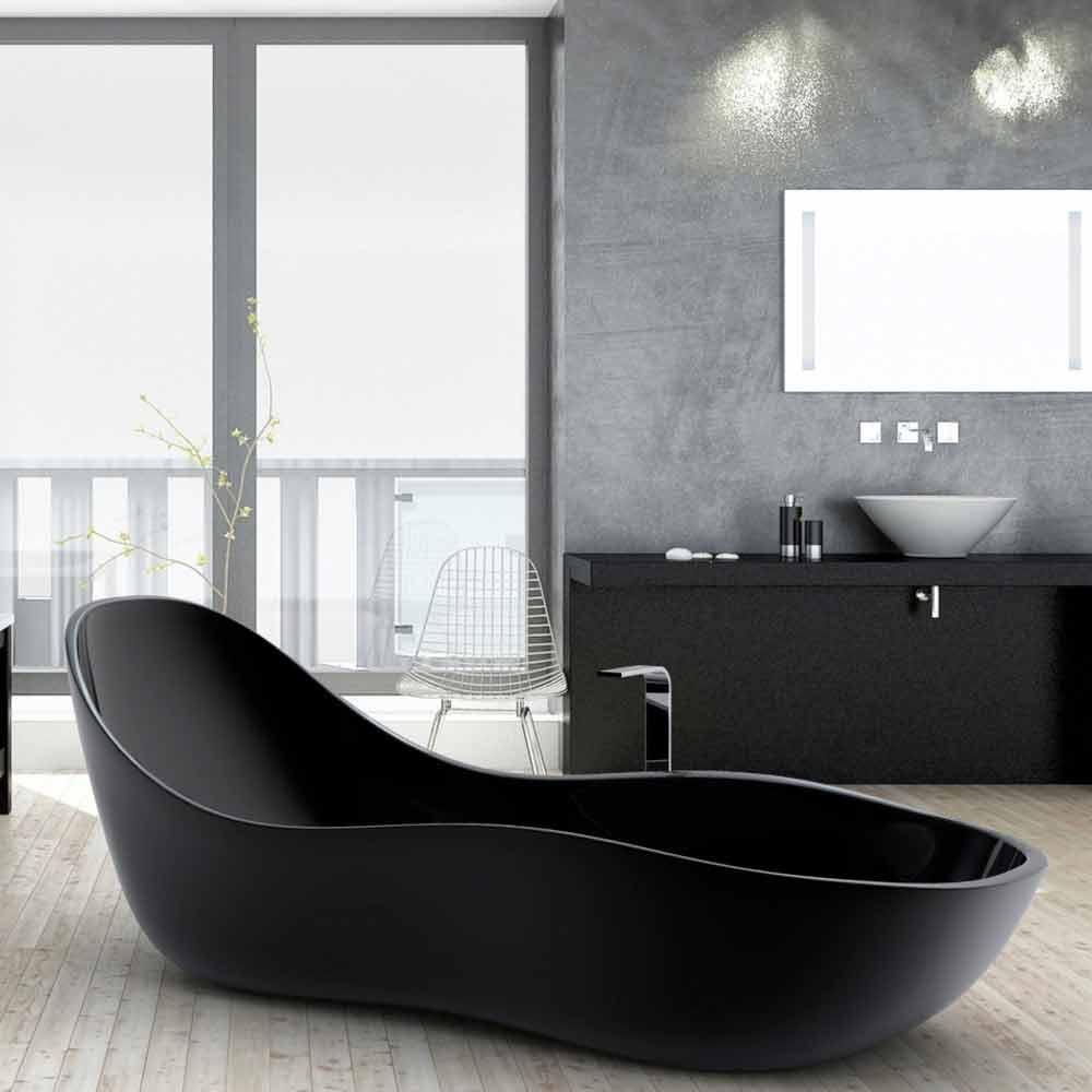 Baignoire lot de design moderne wave faite en italie - Cambiare vasca da bagno ...