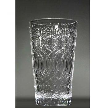 12 verres à boisson en verre transparent décorés pour boissons - Maroccobic