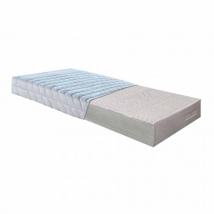 Double matelas Zone 7 100% latex PureLatex
