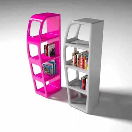 Bibliothèque de haut design fabriquée en  Italie B-side