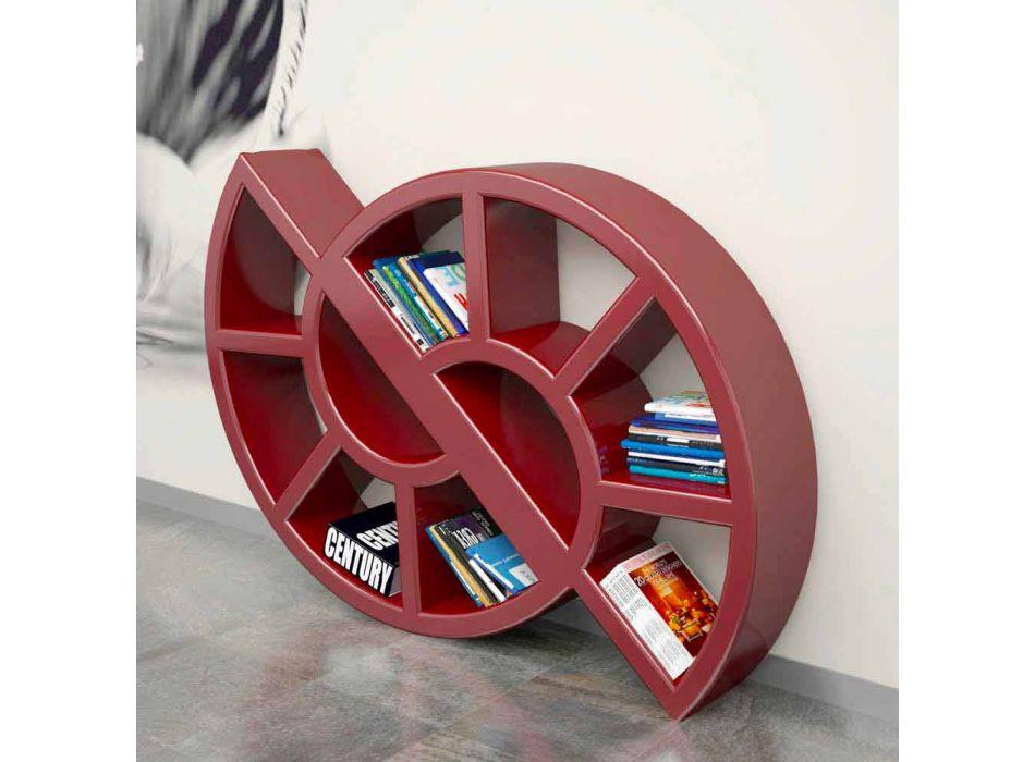 Bibliothèque de conception Nicol Made in Italy