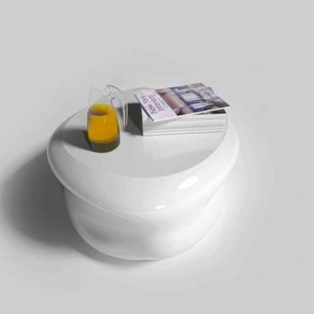 Petite table design moderne et fonctionnel faite en Italie, Mou
