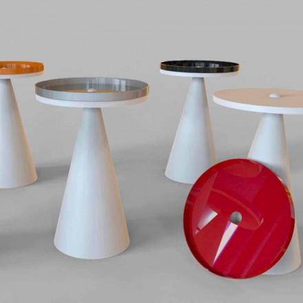 Table d' appoint de design moderne fabriquée en Italie, Spot