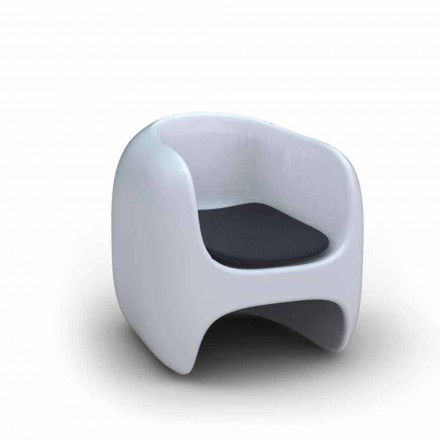 Fauteuil de design moderne fabriqué en Italie, Apple