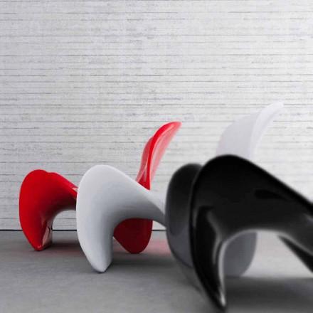 Fauteuil de design moderne fabriqué en Italie, Forma
