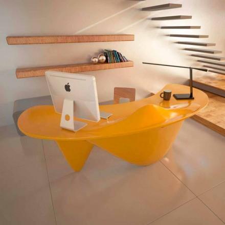 Bureau moderne et de style fait à la main en Italie Sinuous